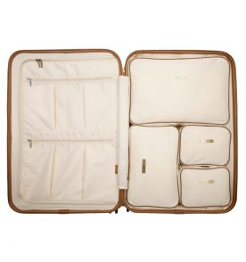 Sada obalů SUITSUIT® Perfect Packing system vel. L AS-71212 Antique White