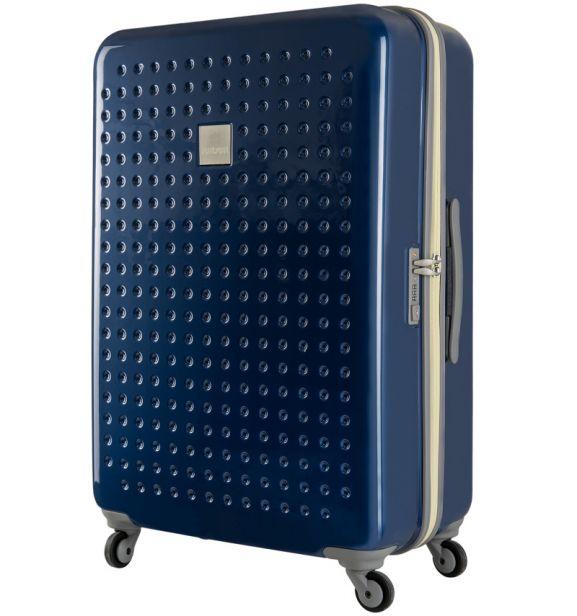 Cestovní kufr SUITSUIT® TR-1142/3-60 - Matrix Denim Teal