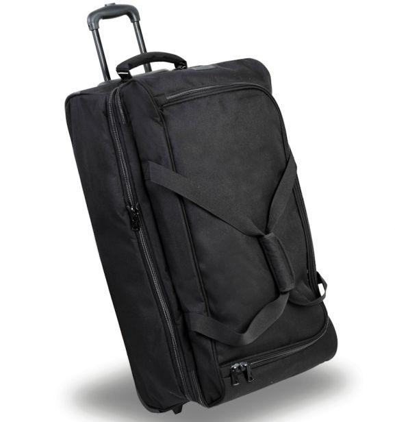 Cestovní taška na kolečkách MEMBER'S TT-0032 - černá