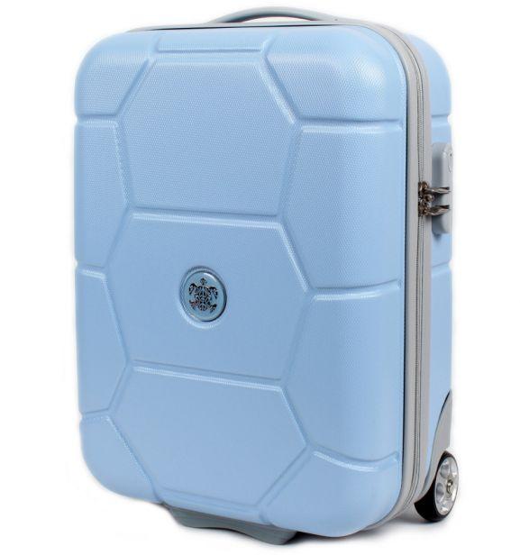Kabinové zavazadlo SUITSUIT® TR-1136/1-50 ABS - Caretta Placid Blue