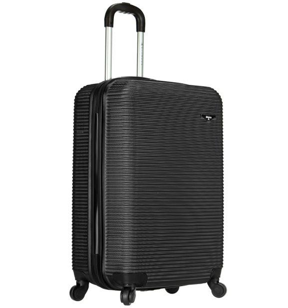 Kabinové zavazadlo SIROCCO T-1039/3-50 ABS - černá