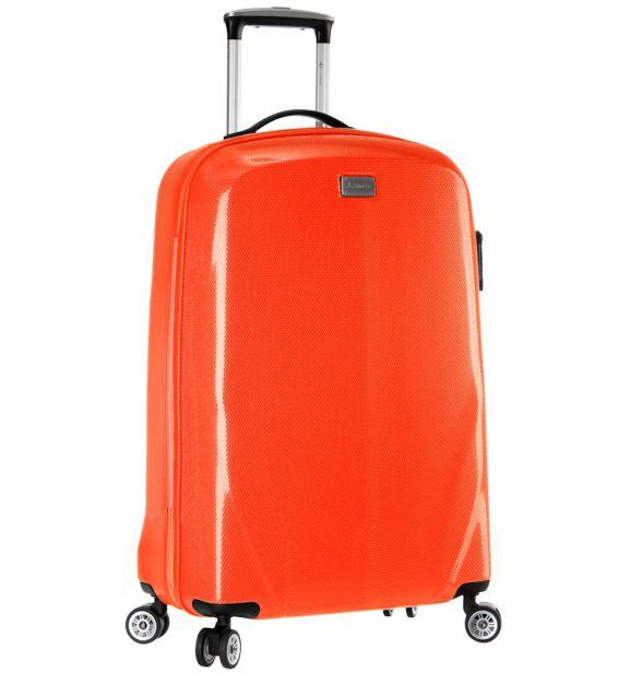 Kabinové zavazadlo SIROCCO T-924/3-50 PC - oranžová