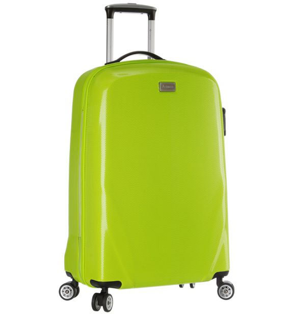 Kabinové zavazadlo SIROCCO T-924/3-50 PC - zelená