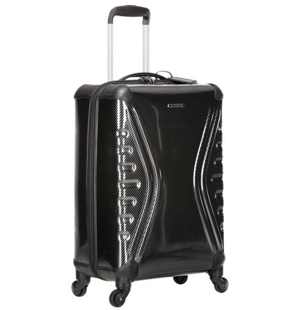 Kabinové zavazadlo SIROCCO T-1079/3-50 PET - carbon