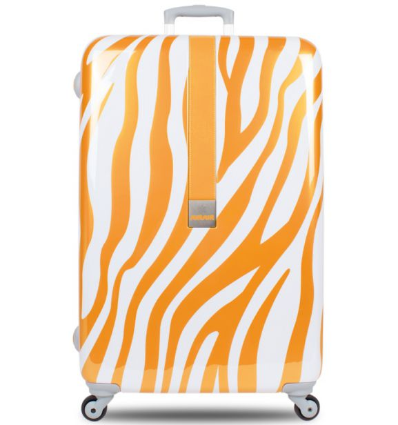 Cestovní kufr SUITSUIT® TR-1219/3-60 - African Tan Zebra