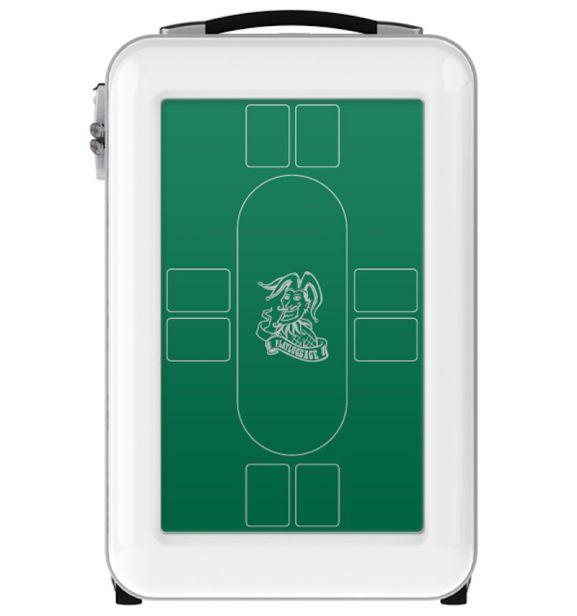 Kabinové zavazadlo PlayLuggage Monaco zipper