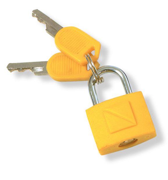 Bezpečnostní zámky na zavazadla TravelBlue 2ks TB024 - žlutá