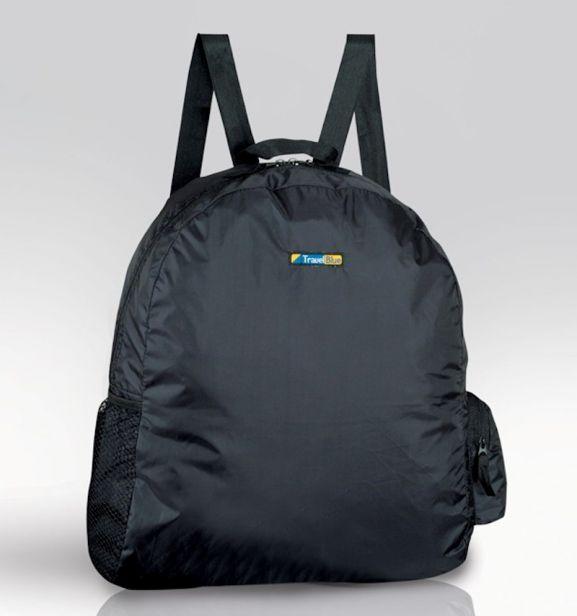 Skládací cestovní batoh TravelBlue TB054 - černá