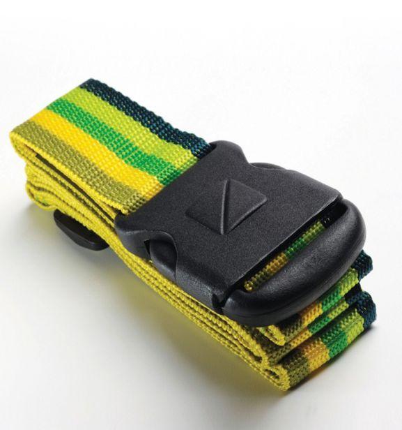 Bezpečnostní popruh na kufr TravelBlue TB041-2 multi-colour