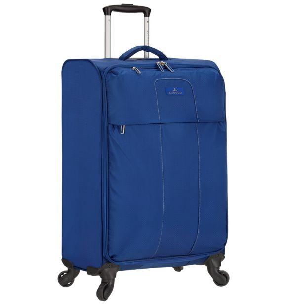 Kabinové zavazadlo SIROCCO T-994/3-50 - modrá
