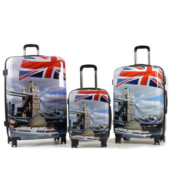 Sada cestovních kufrů MEMBER'S TR-0140/3 PC - Day