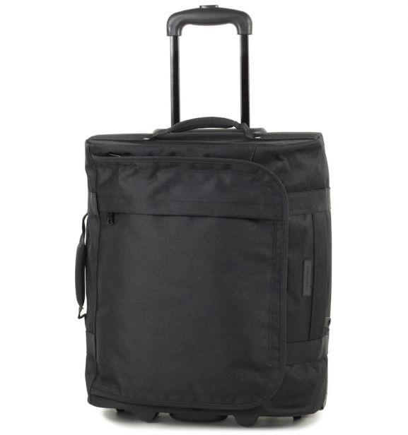 Cestovní taška na kolečkách MEMBER'S TT-0037 - černá