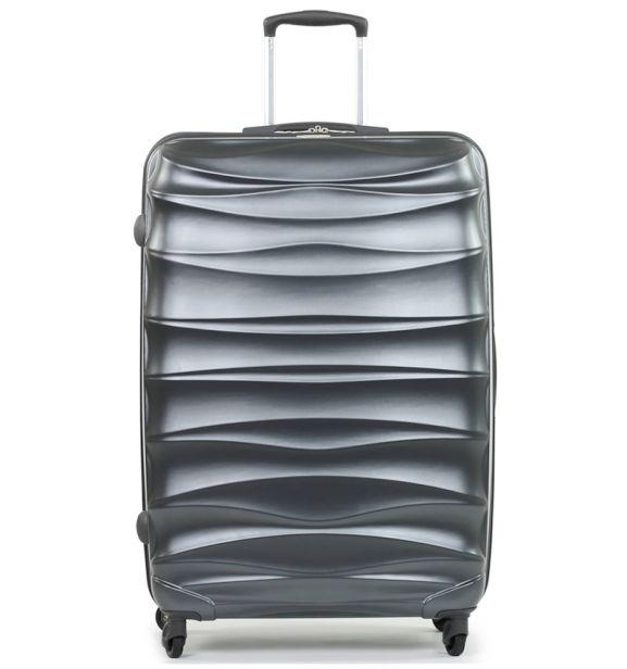 Cestovní kufr MEMBER'S TR-0117/3-70 PET - charcoal