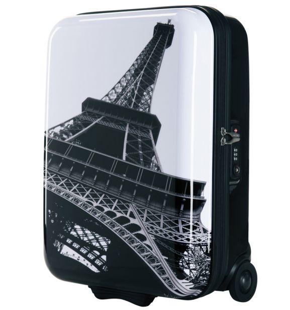 Kabinové zavazadlo SUITSUIT® TR-1116N/3-50 - Paris New