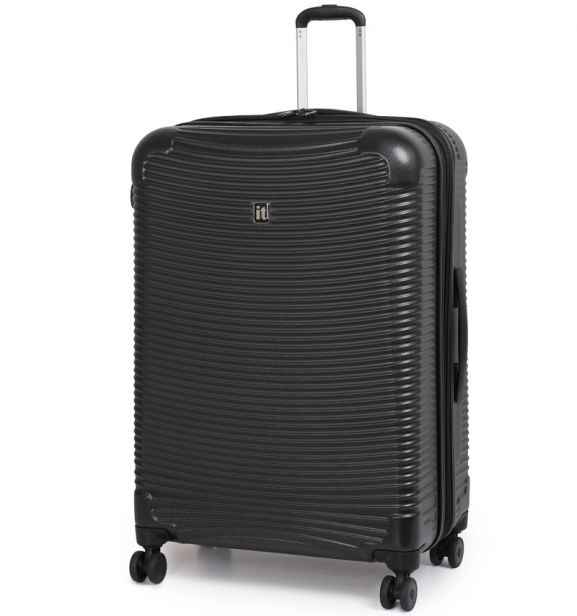 Cestovní kufr IT Luggage HORIZON TR-1500/3-L DUR - černá