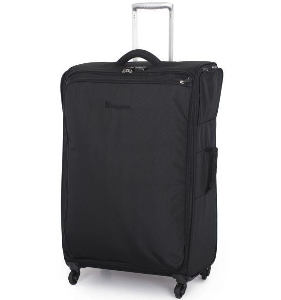 Cestovní kufr IT Luggage Carry-Tow TR-1157/3-L - černá