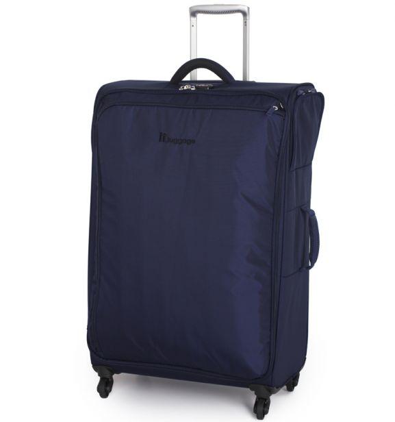 Cestovní kufr IT Luggage Carry-Tow TR-1157/3-L - modrá