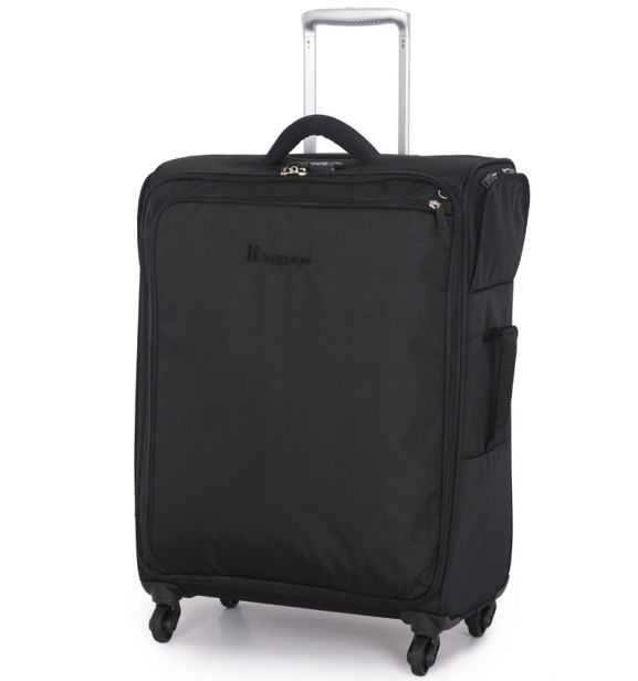 Cestovní kufr IT Luggage Carry-Tow TR-1157/3-M - černá