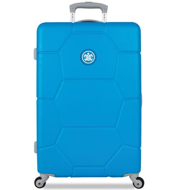 Cestovní kufr SUITSUIT® TR-1228/3-M ABS Caretta Blue Mint