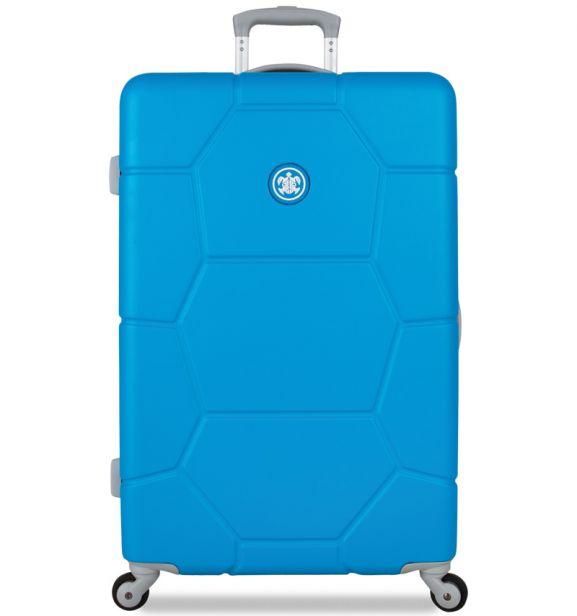 Cestovní kufr SUITSUIT® TR-1228/3-L ABS Caretta Blue Mint
