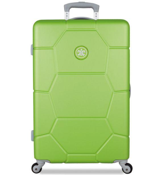 Cestovní kufr SUITSUIT® TR-1229/3-M ABS Caretta Bright Lime
