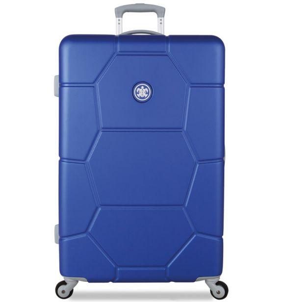 Cestovní kufr SUITSUIT® TR-1225/3-L ABS Caretta Dazzling Blue
