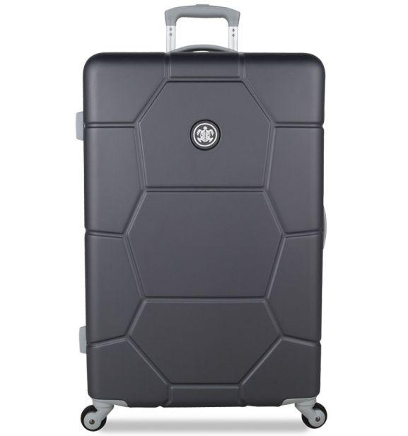 Cestovní kufr SUITSUIT® TR-1226/3-L ABS Caretta Cool Gray