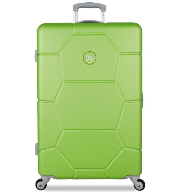 Cestovní kufr SUITSUIT® TR-1229/3-L ABS Caretta Bright Lime