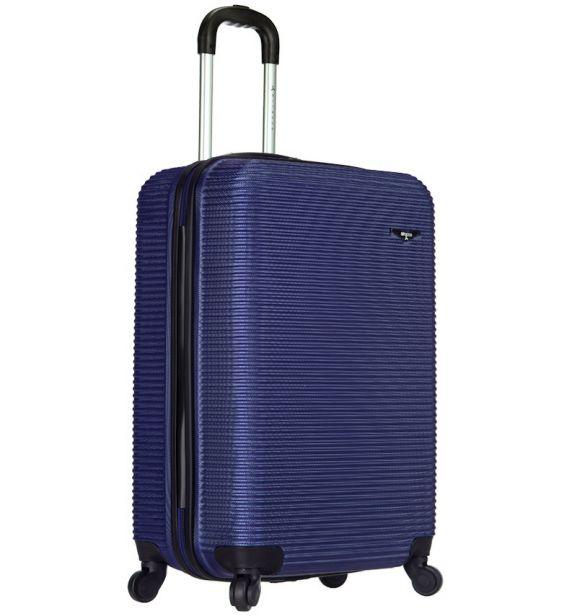 Kabinové zavazadlo SIROCCO T-1039/3-50 ABS - modrá