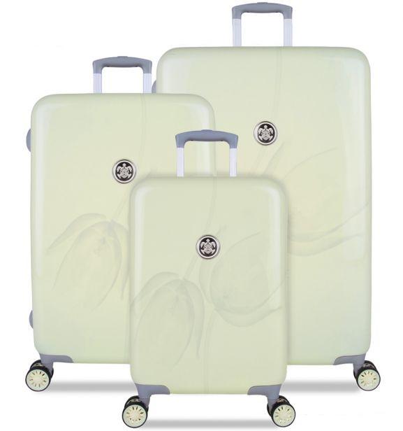 Sada cestovních kufrů SUITSUIT® TR-1223/3 - French Romance