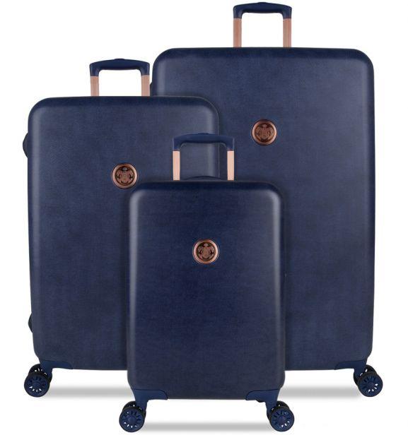Sada cestovních kufrů SUITSUIT® TR-1235/3 - Raw Denim