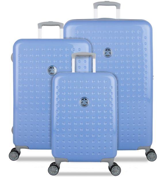 Sada cestovních kufrů SUITSUIT® TR-1236/3 - Matrix Serenity