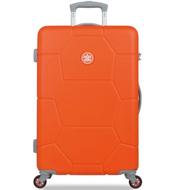 Cestovní kufr SUITSUIT® TR-1245/3-M ABS Caretta Popsicle Orange