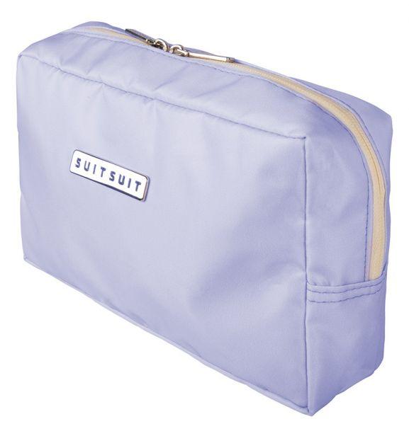 Cestovní obal na kosmetiku SUITSUIT® Paisley Purple