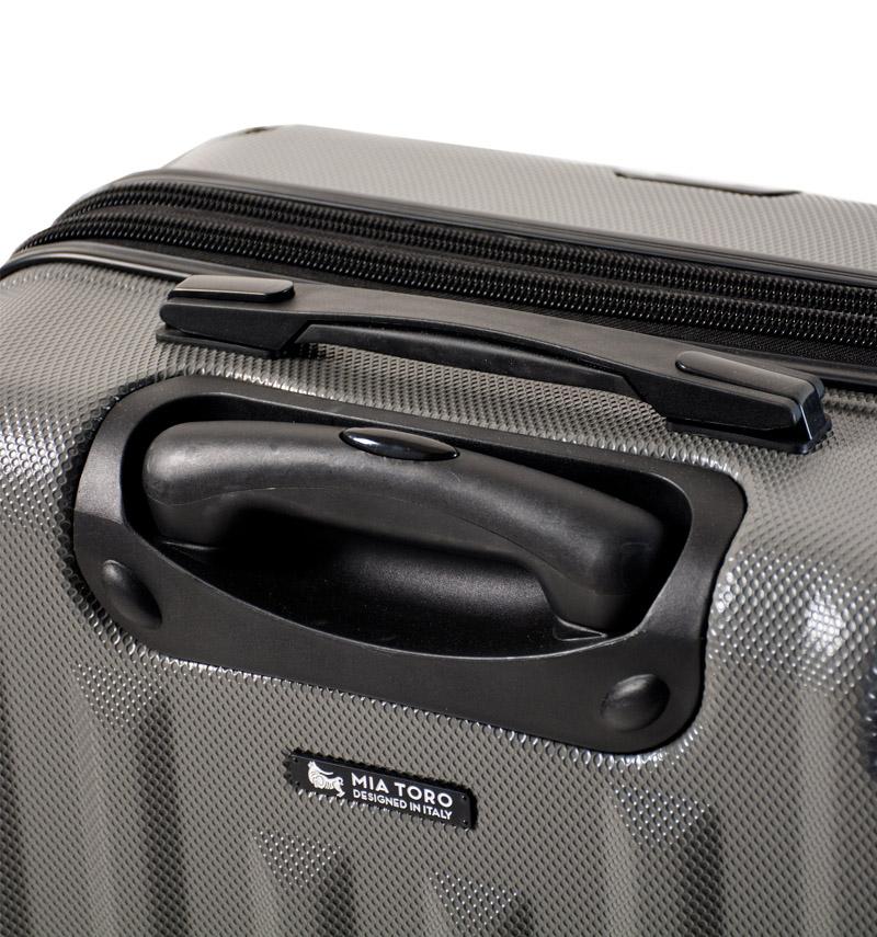 609036347ae Cestovní kufr MIA TORO M1300 3-M - černá